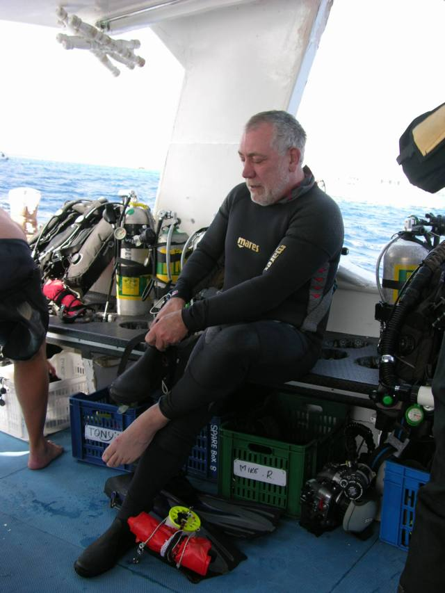 BSAC NDC Technical Chief Examiner
