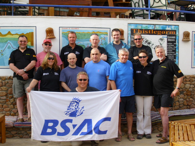 BSAC & Tekstreme Technical training