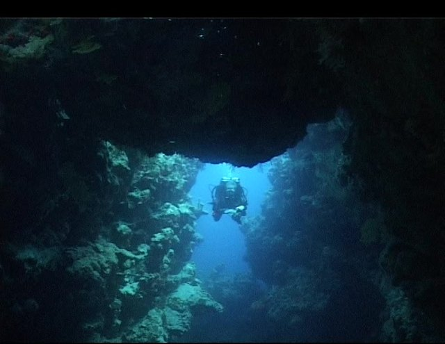 Inside the Thomas Canyon