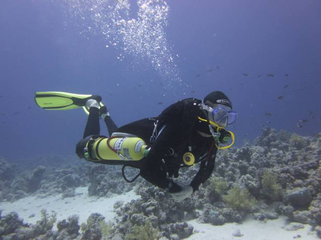 Dummies guide to Side mount Scuba Diving